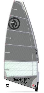 Hot Sails Maui Superfly - C1