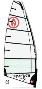 Hot Sails Maui Superfly - C2